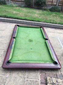 For sale Snooker/Pool Table
