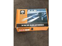 H.I.D light kit
