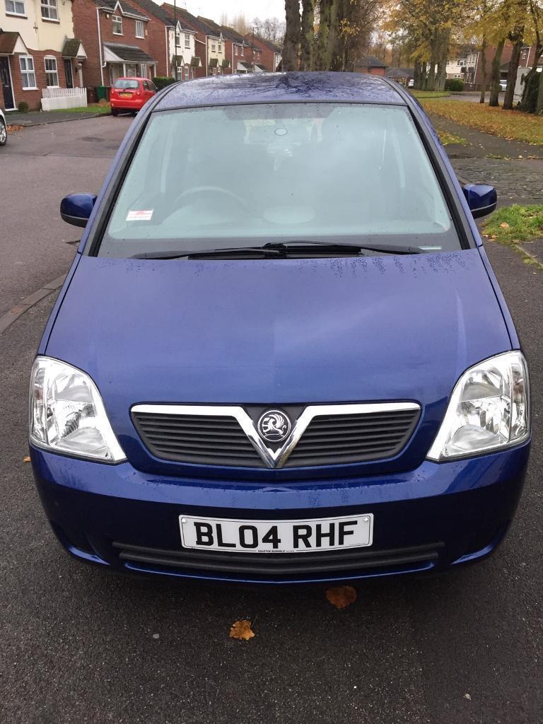 Vauxhall Meriva Enjoy 1.6ltr 16v MPV