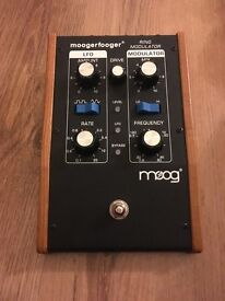 Moog Moogerfooger MF 102 Ring Modulator Analogue Effect Pedal