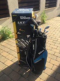 Wilson ultra golf club
