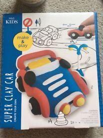 M&S Super Clay Car