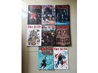The Boys Volumes 1-8 (Written by Garth Ennis)