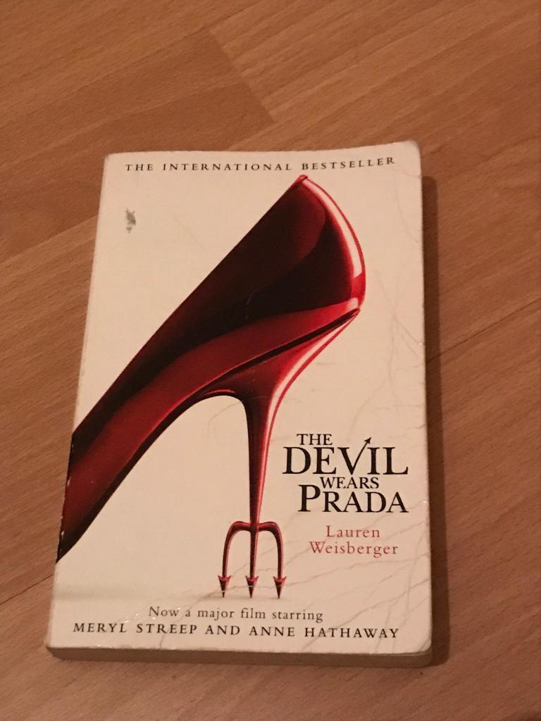 The Devil Wears Prada . Lauren Weisberger