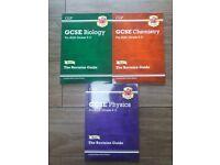CGP GCSE Science Revision Guide