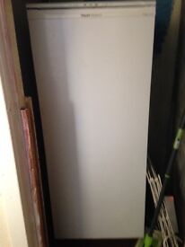 A nice white hot point freezer nice condition