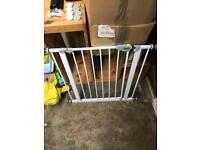 Hauck baby gates