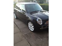 VERY CLEAN MINI COOPER 1.6 53 PLATE SOLID CAR