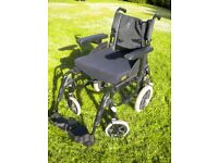 Invacare Action 2NG transit Wheelchair 17 x 17