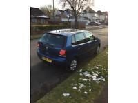 VW POLO 55plate FOR SALE
