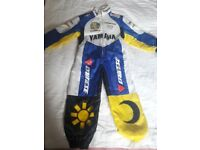 Childs Valentino Rossi Motorbike outfit
