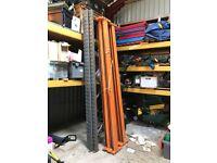 Heavy Duty Warehouse Racking 2 bays