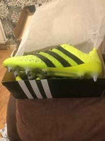 BRAND NEW adidas ace 16.1 football boots size 10.5