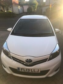 Toyota Yaris 1.3 petrol Full Service History 2nd owner Very Good Condition