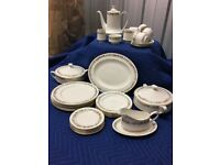 Paragon Belinda China - Dinner and Coffee Service