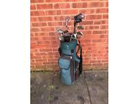 Starter set golf clubs