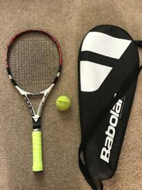 Babolat Drive Z With Bag