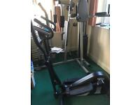 Rodger Black Cross Trainer