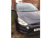 Ford SMax TDCI 2.0 7 seater