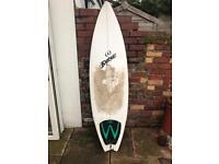 Byrne Mullet Surfboard