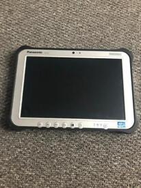 Panasonic tough pad Fz-G1