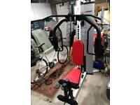 Multi Gym - Weider Pro 4000 - excellent