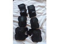 NEW, Wrist Guards, Elbow Pads, Knee Pads, Size M