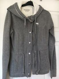Women's Abercrombie & Fitch hoodie M