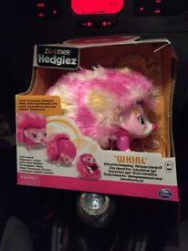 Kids toys Zoomer hedgiez