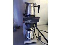 Bravilor Bonamat Novo 2 Coffee Machine with 2 x Stainless Steel decanters