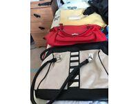 Two handbags