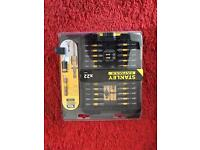 Stanley magnetic multi head tool