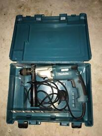 Makita Corded HP2051F drill