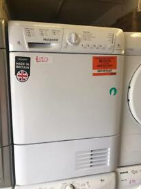 REDUCED GRADED 8 KG HOTPOINT CONDENSER 1ST TO SEE WILL HAVE IT