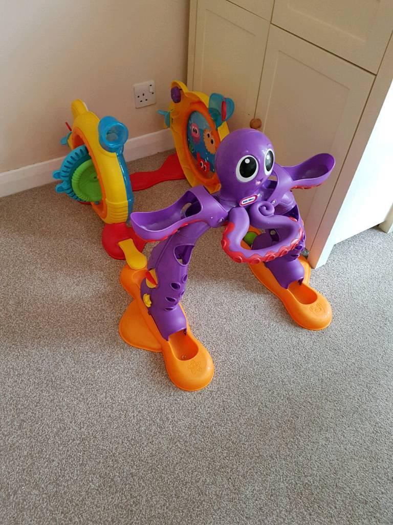 Little Tikes Ocean explorer baby toddler toy