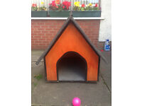 dog outdoor kennel