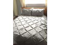 IKEA malm large kingsize bed