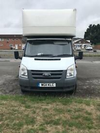 Fantastic Ford Transit Luton - Perfect for Removals