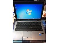 "hp elitebook 820 g1 core i5-4300u @ 2.50ghz (320gb,8gb) 12.5"" screen with cam 4th generation"