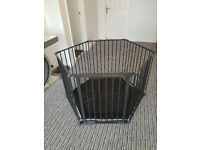 BabyDan PlayPen - Black