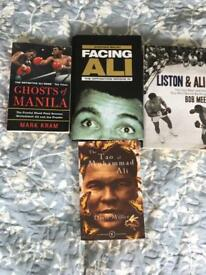 Muhammad Ali books