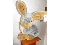 Large Rabbit Door Stop