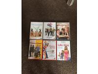Six girls dvds