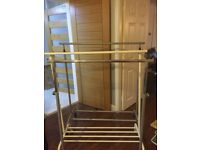 clothing rails - 3 rails