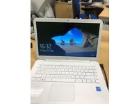 HP laptop 14 inch screen windows 10 great condition £160
