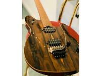 EVH Wolfgang Standard in Exotic Ziricote AS NEW
