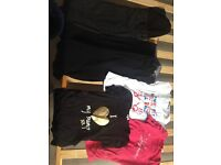 Maternity clothes size 16-18