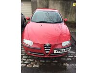 Alfa Romeo 147 ***SPARES OR REPAIRS***