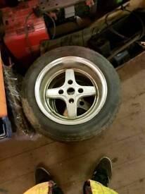 Revolution 4x114.3 AE86 wheels