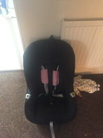 Child's car seat good condition £25ono